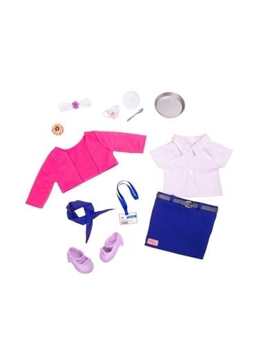 Our Generation Our Generation Mutlu Yolculuklar Oyuncak Bebek Kıyafeti Renkli